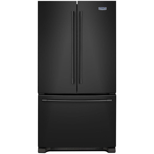 Maytag 33 Inch Wide French Door Refrigerator 22 Cu Ft Westrich