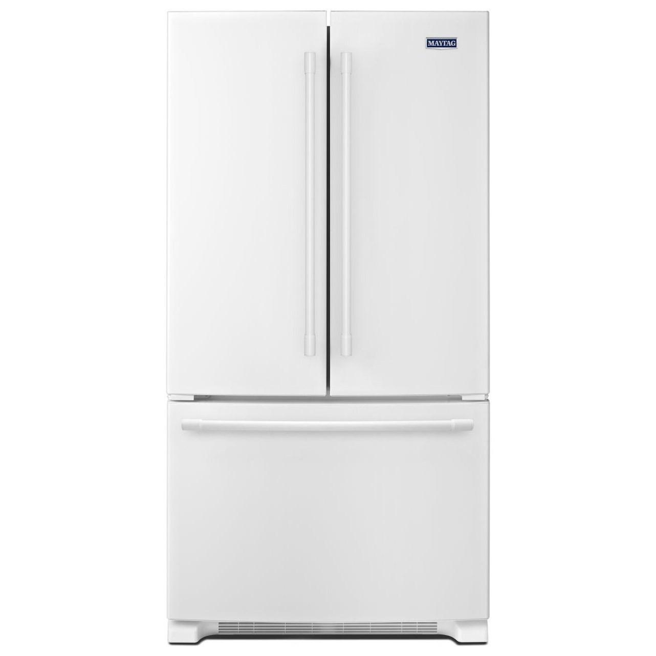 Beau Maytag Maytag French Door Refrigerators 36 Inch Wide French Door  Refrigerator   25 Cu.