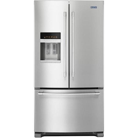 36-Inch Wide French Door Refrigerator