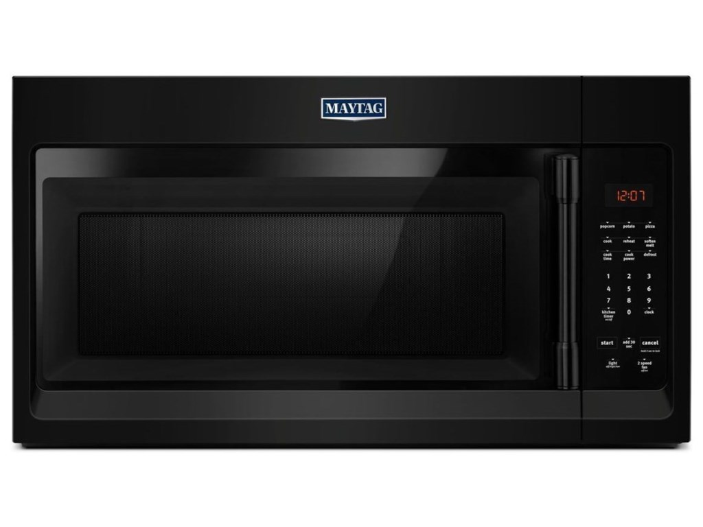Maytag MicrowavesCompact Over-The-Range Microwave - 1.7 Cu.Ft