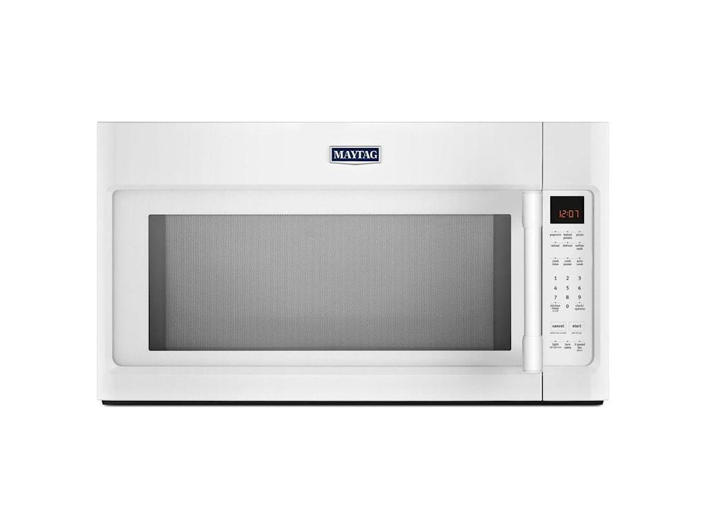 Maytag Microwaves2 0 Cu Ft Over The Range Microwave