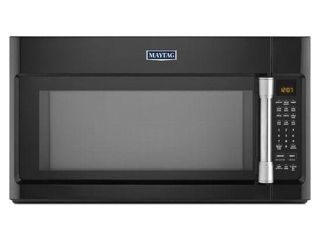 Maytag Microwaves2 1 Cu Ft Large Over The Range Microwave W