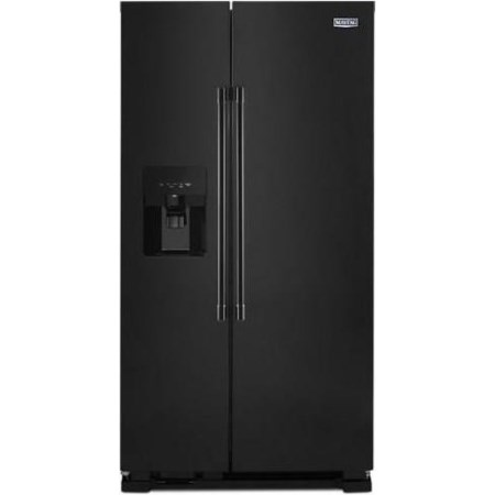 "25 Cu. Ft. 36"" Side-by-Side Refrigerator"