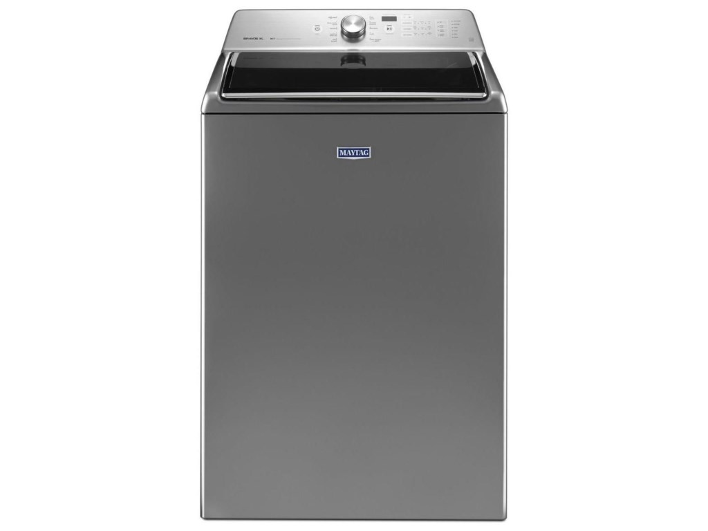 Maytag Energy Star 5 3 Cu Ft Top Load Washer With