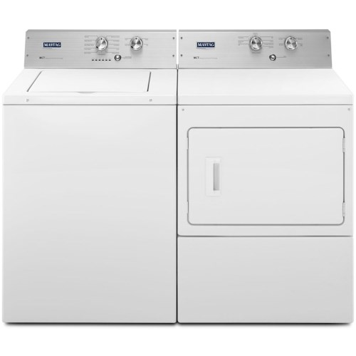 Maytag Washer And Dryer Sets 3 6 Cu Ft Extra Large Capacity Top Load