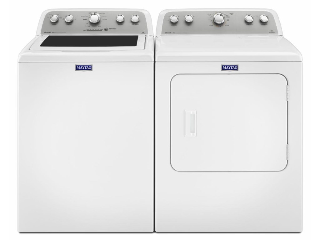 Maytag Washer And Dryer Setstop Load Electric