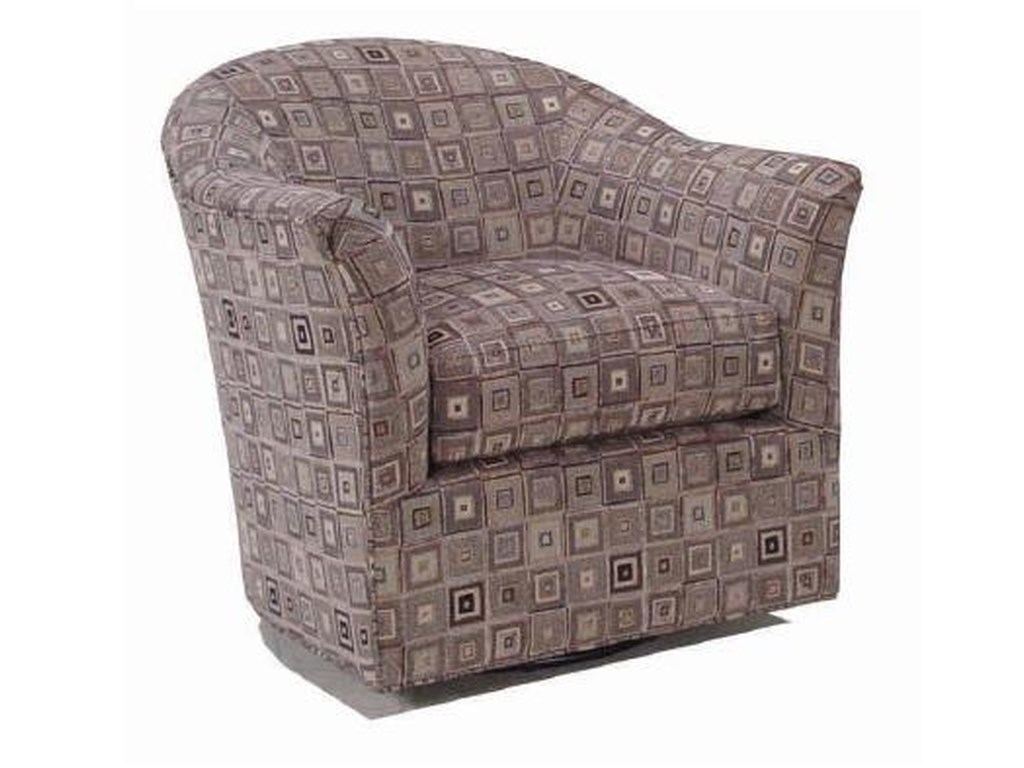 BeModern 0211Swivel Glider Chair