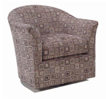 BeModern 0211Swivel Glider Chair