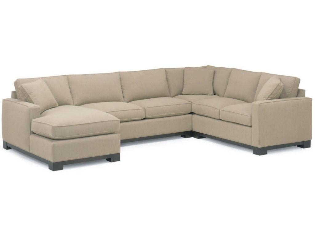 McCreary Modern 0555Sectional Sofa
