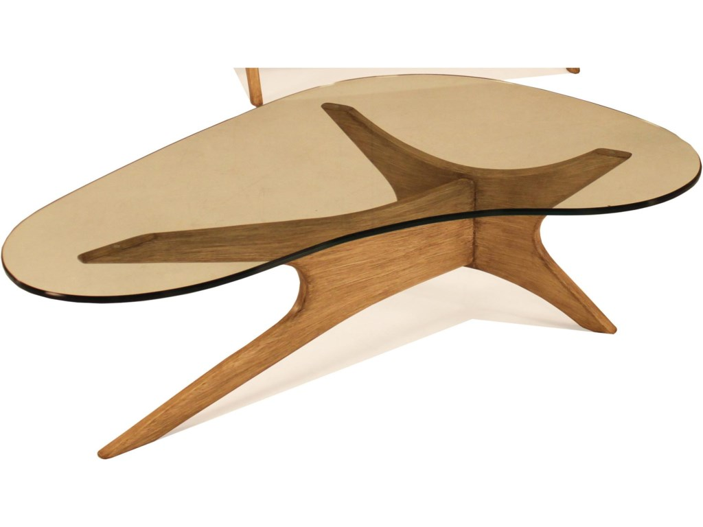 McCreary Modern Occasional TablesBoomerang Cocktail Table