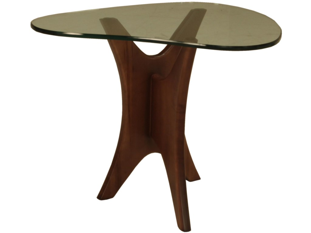 BeModern Occasional TablesBoomerang End Table