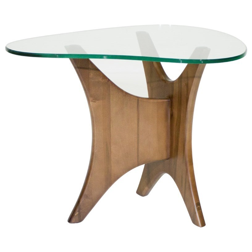 Genial McCreary Modern Occasional TablesBoomerang End Table ...