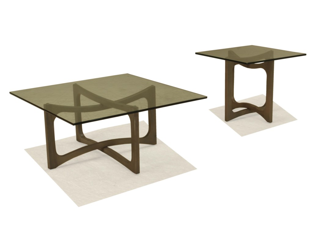 McCreary Modern Occasional TablesSquare End Table
