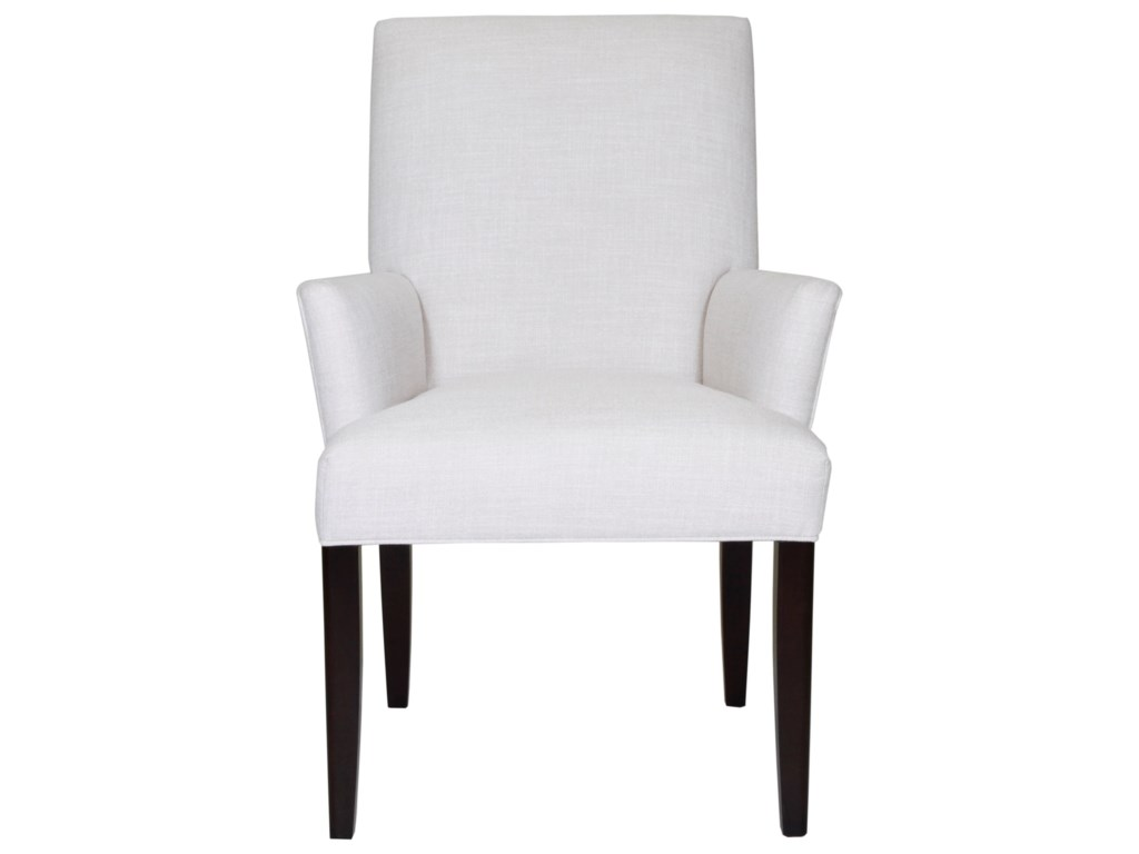 McCreary Modern Parsons VParsons Arm Chair