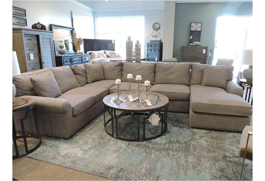 Bemodern Harris Sectional Sofa With