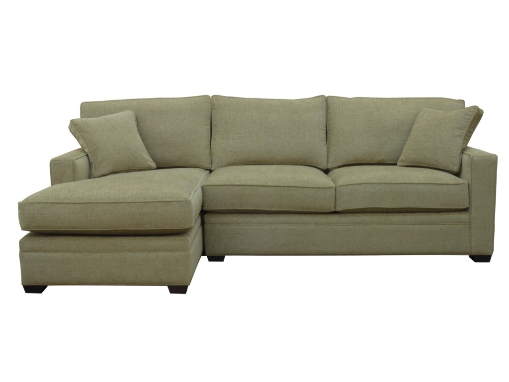 BeModern PorterSectional Sofa with LAF Chaise
