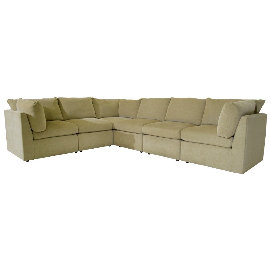 Charmant McCreary Modern 1057 Sectional