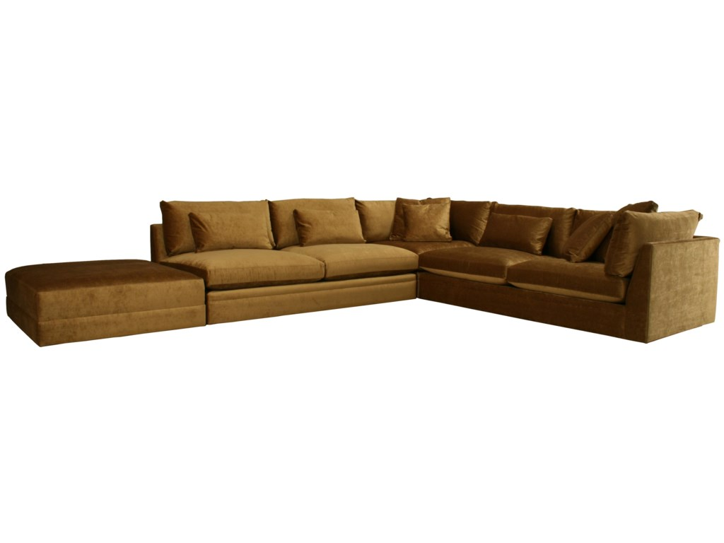 McCreary Modern 1083Extra Long Sectional
