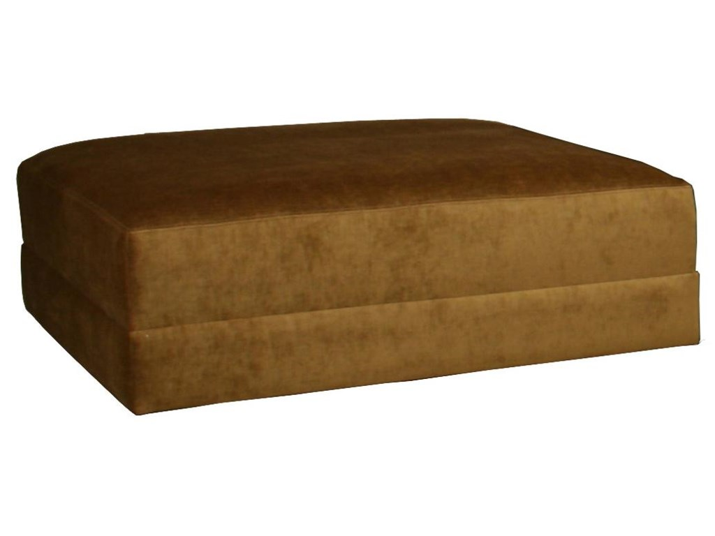 McCreary Modern 1083Large Cocktail Ottoman