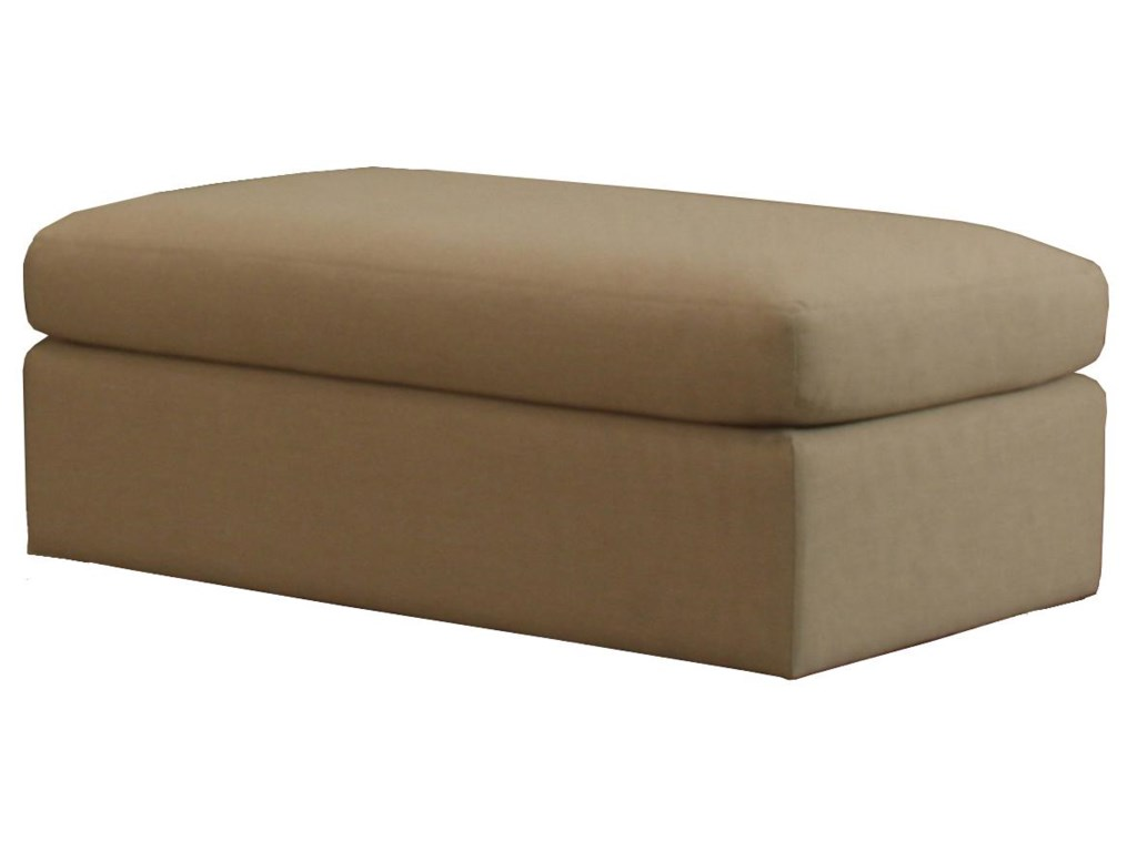 McCreary Modern 1086Ottoman and a Half