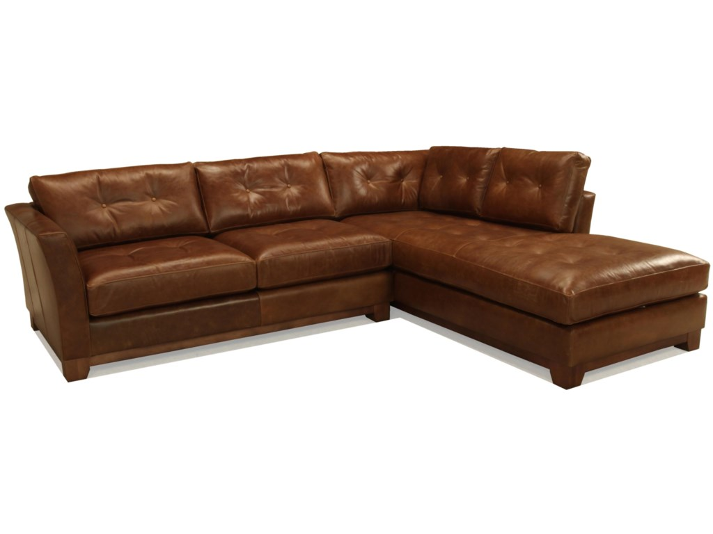 McCreary Modern 1260Sectional Sofa