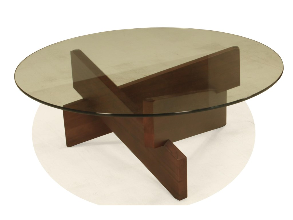 BeModern KaiaRound Cocktail Table