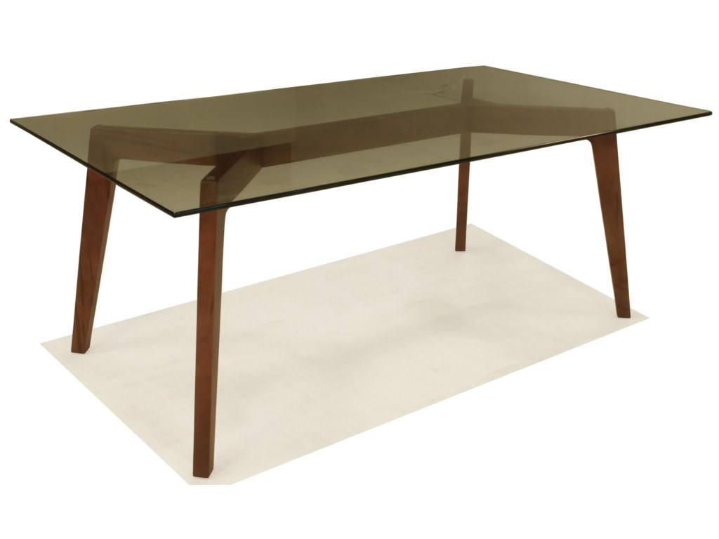 BeModern 15DTDining Table with Glass Top
