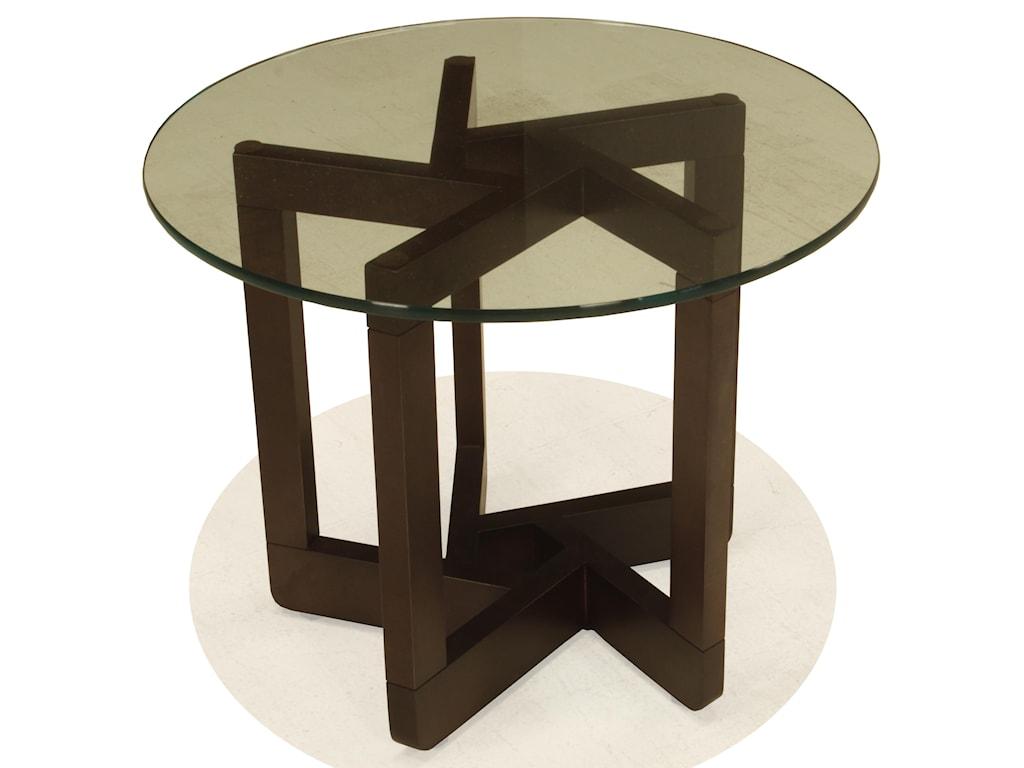 BeModern 15ETRound End Table