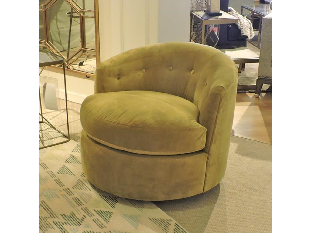 BeModern MorganSwivel Chair