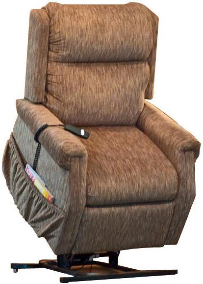 Med-Lift & Mobility 11 Series Heated Lift Recliner for Warming Relaxation