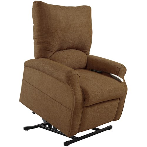 Windermere Motion Lift Chairs 3 Position Reclining Lift Chair with Sock Arms