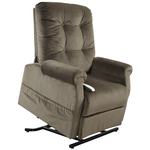 Windermere Motion Lift Chairs 3-Position Reclining Lift Chair with Power