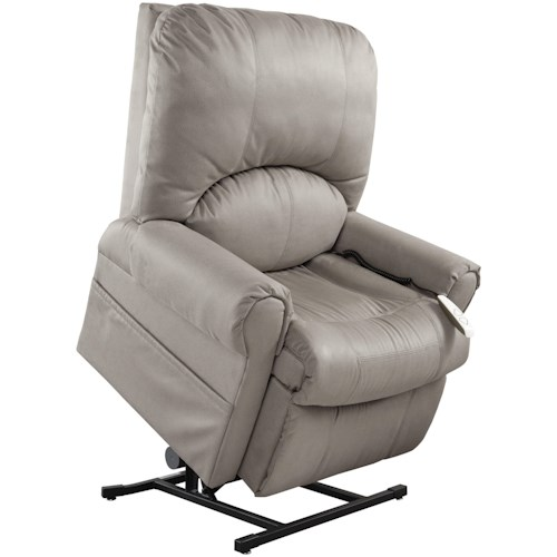 Windermere Motion Lift Chairs 3-Position Reclining Lift Chair with Side Pockets