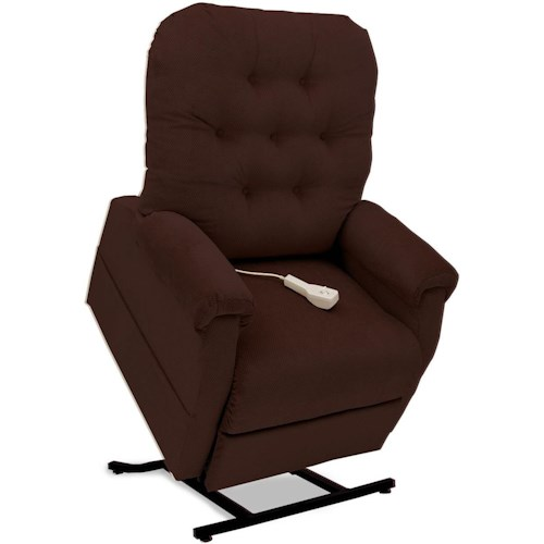 Windermere Motion Lift Chairs 3-Position Reclining Chaise Lounger