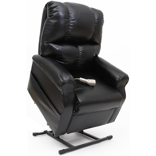 Windermere Motion Lift Chairs 3-Position Reclining Lift Chaise Lounger