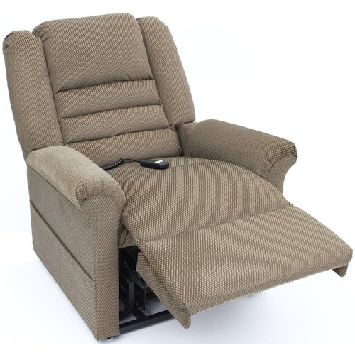 Windermere Motion Lift Chairs Lift Recliner with Heat and Massage Function