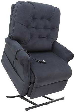 Windermere Motion Lift Chairs 3-Position Heavy Duty Chaise Lounge