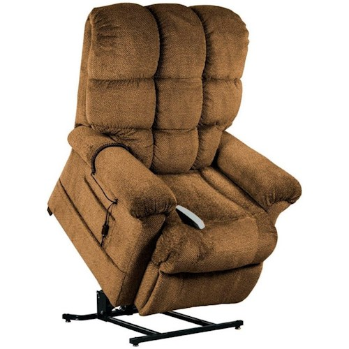 Windermere Motion Lift Chairs Infinite Position Chaise Lounger