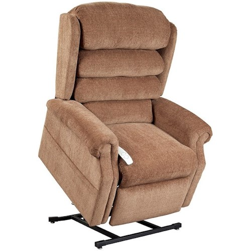 Windermere Motion Lift Chairs 3-Postion Lift Chaise Lounger