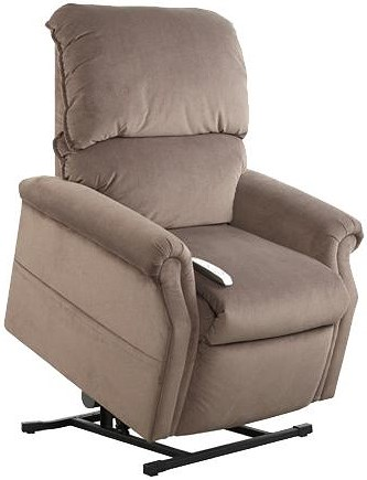 Windermere Motion Lift Chairs Serta Comfort Lift Recliner with Casual Style