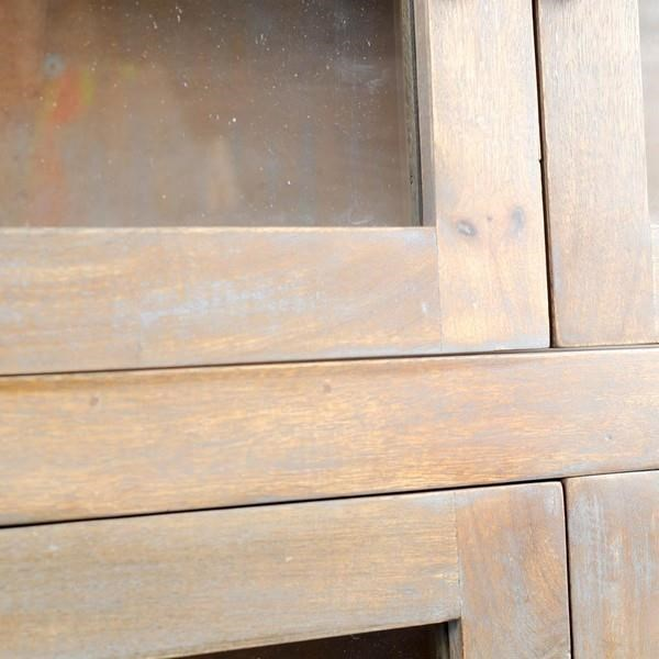 Mercana Ruby Gordon Accents Mango Wood Cabinet