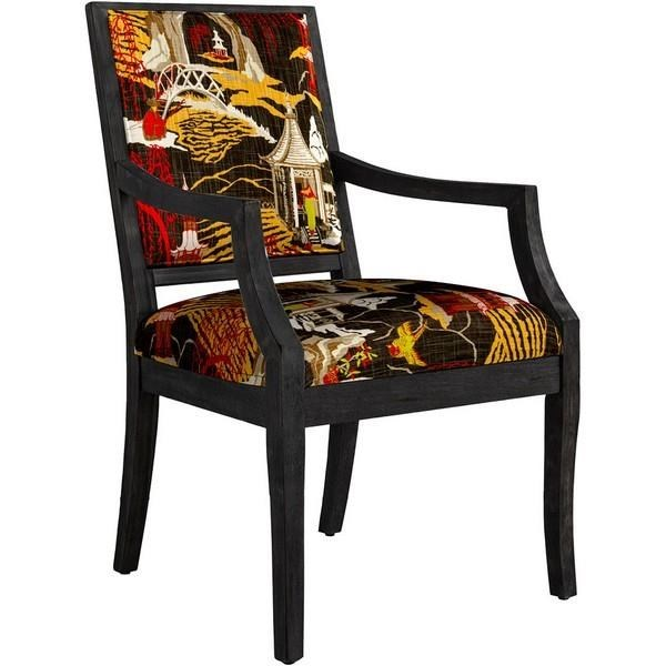 Awesome Mercana Ruby Gordon Accents Winston Driftwood Accent Chair