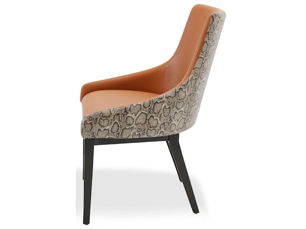 AICO - Michael Amini 21 CosmopolitanSide Chair