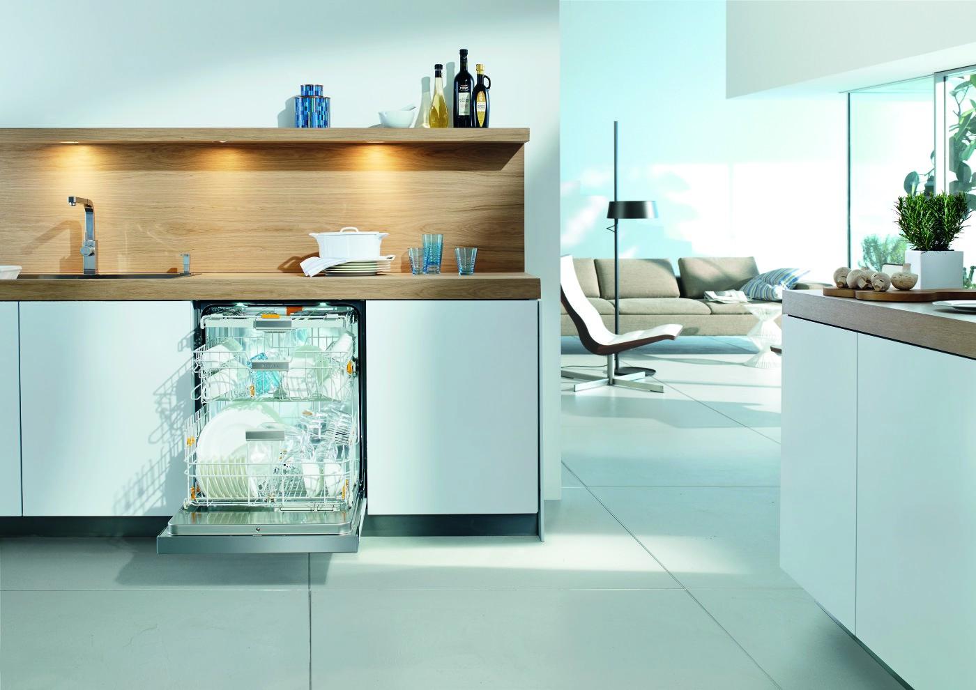 Superbe Miele Dishwashers   MieleG 6505 SCi CLST Lumen Dishwasher