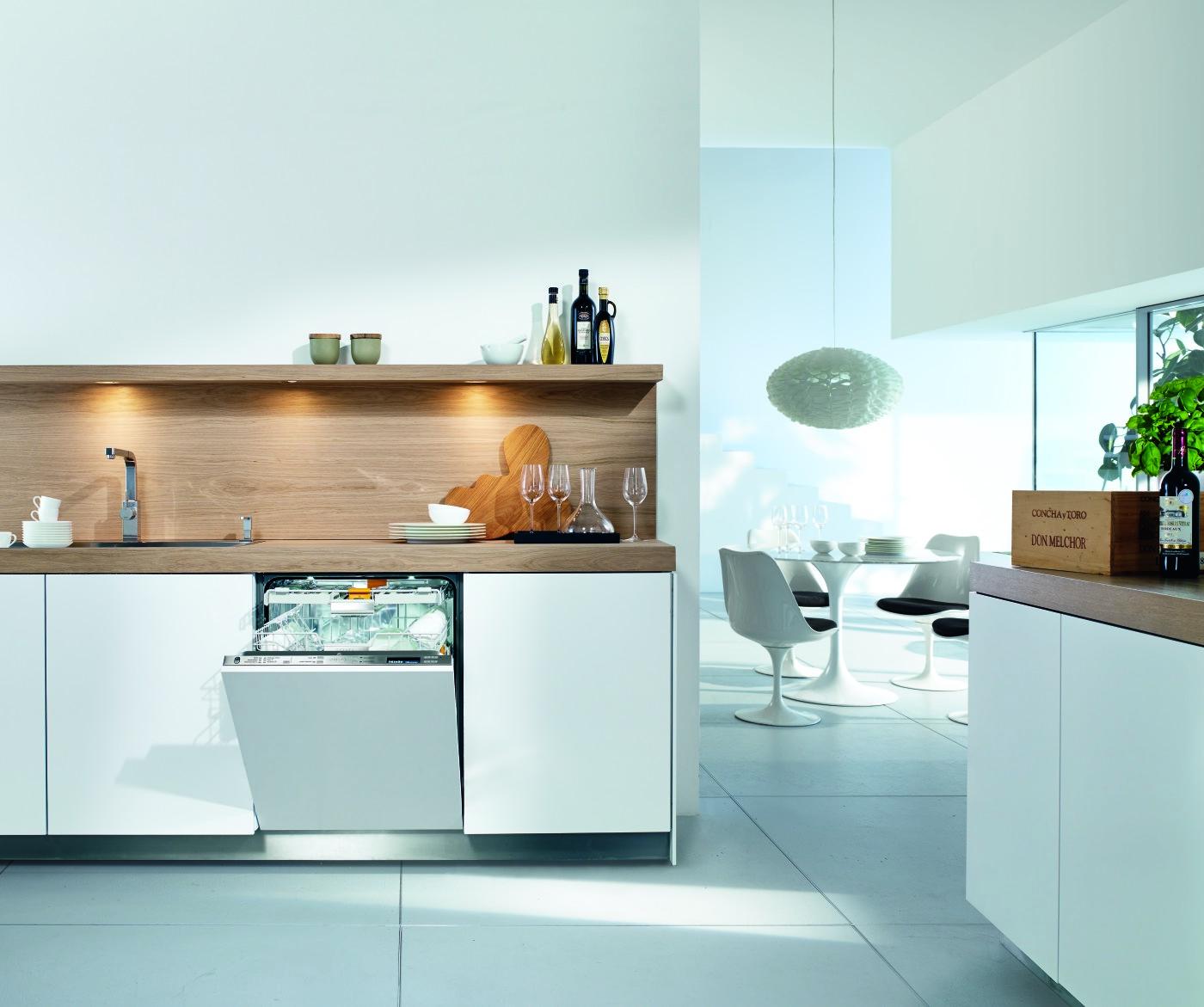 Miele Dishwashers   MieleG 6595 SCVi K2o Lumen Dishwasher