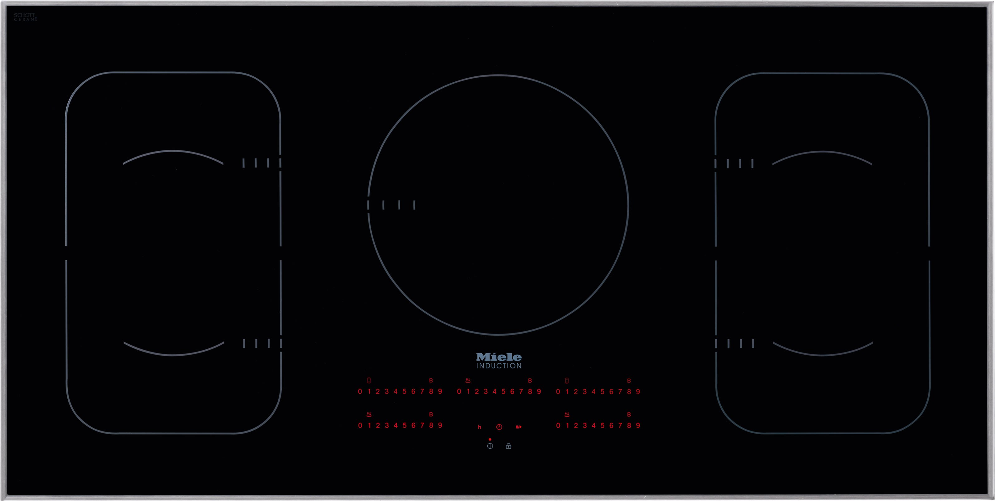 Genial Miele Induction Cooktops42