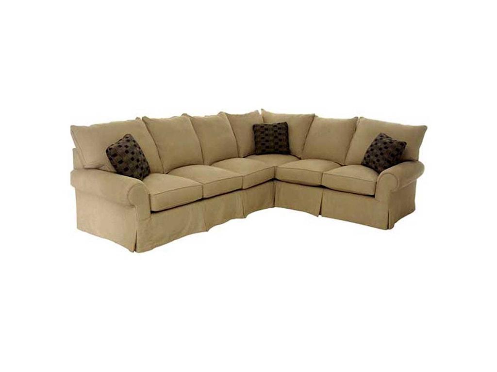 Miles Talbott 1560 SeriesSectional Sofa