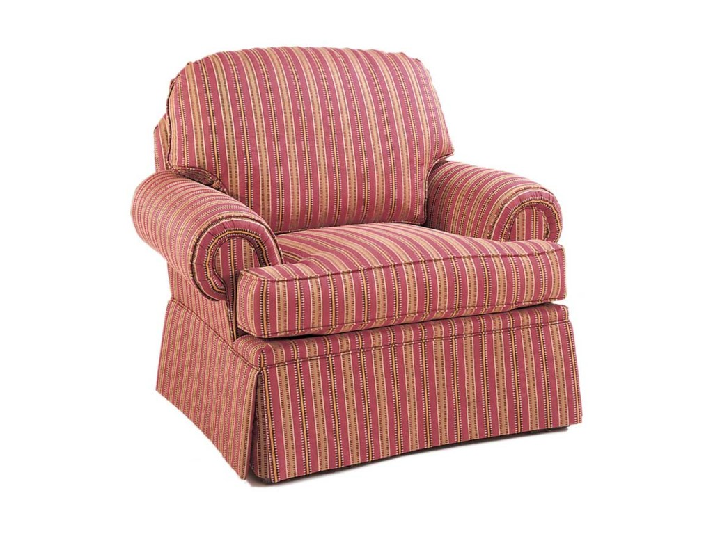 Miles Talbott 1660 SeriesSwivel Chair
