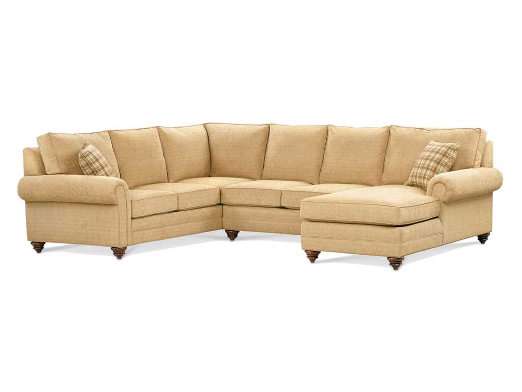 Miles Talbott 2290 SeriesSectional Sofa
