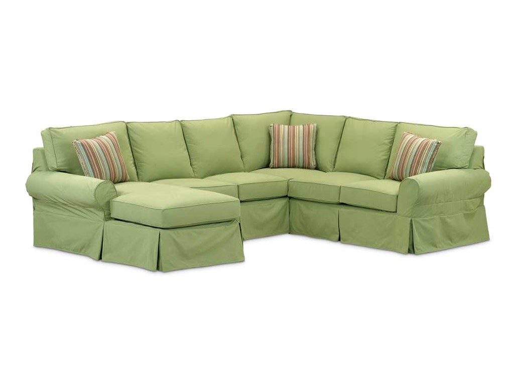 Miles Talbott Washable Wonders AnnSectional Sofa